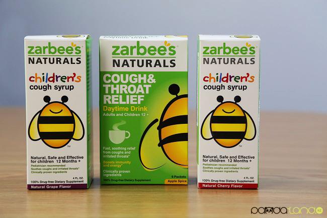 Натуральное средство от кашля - сироп от кашля ZARBEE'S отзывы