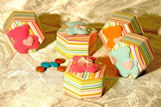 Бонбоньерки своими руками для детского дня рождения