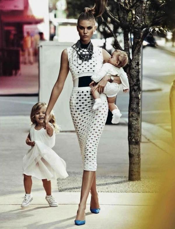 Одежда для модных мам