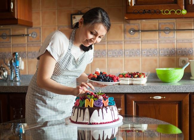 Готовим дома рецепты торт
