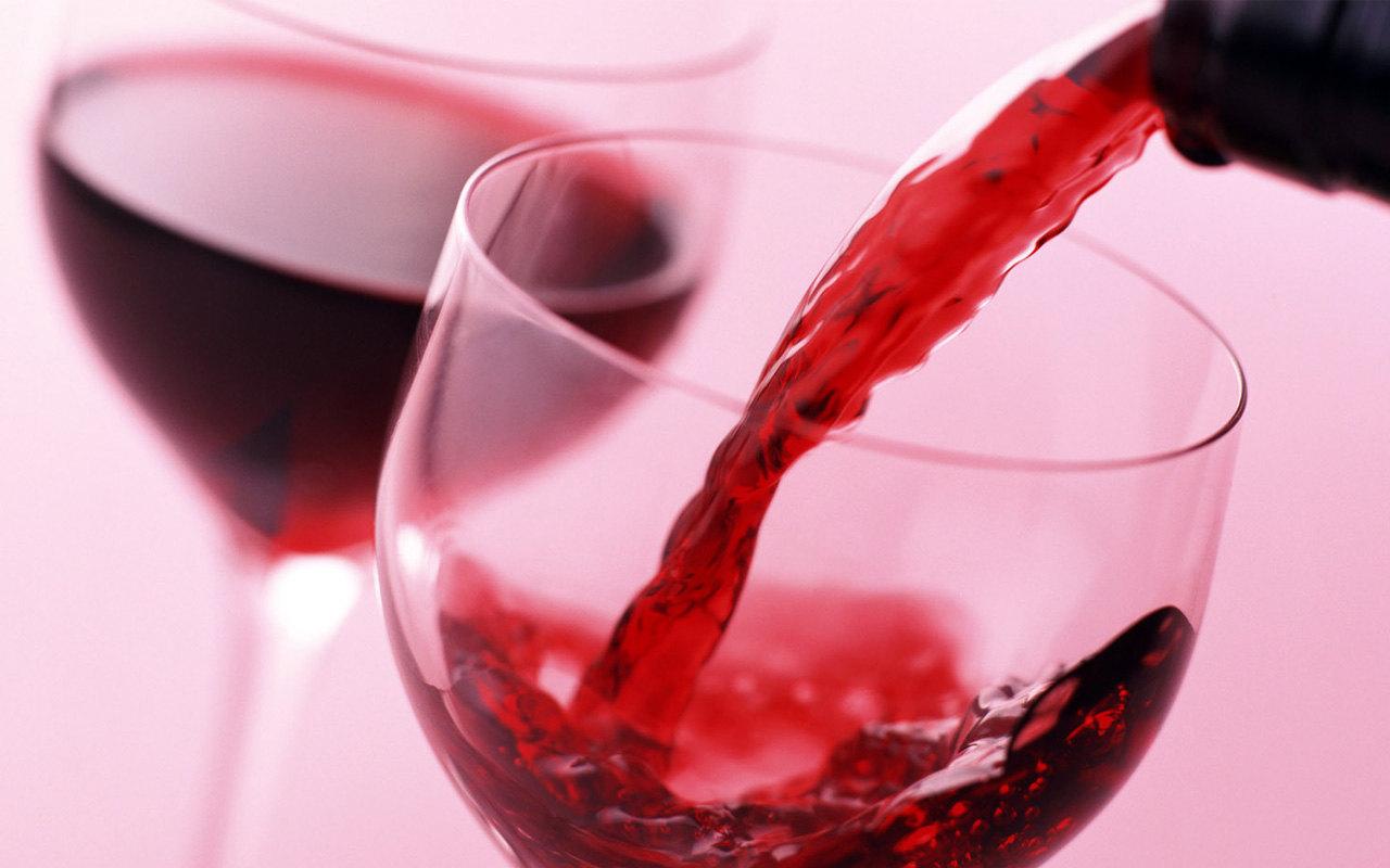 Сухое белое вино в диетах