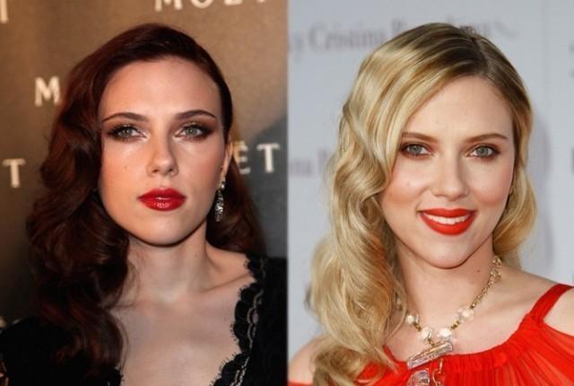 фото смена имиджа до и после
