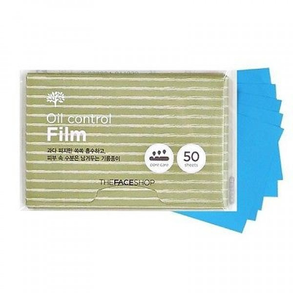 TheFaceShop Daily Beauty Tools Oil Blotting Paper– салфетки для лица