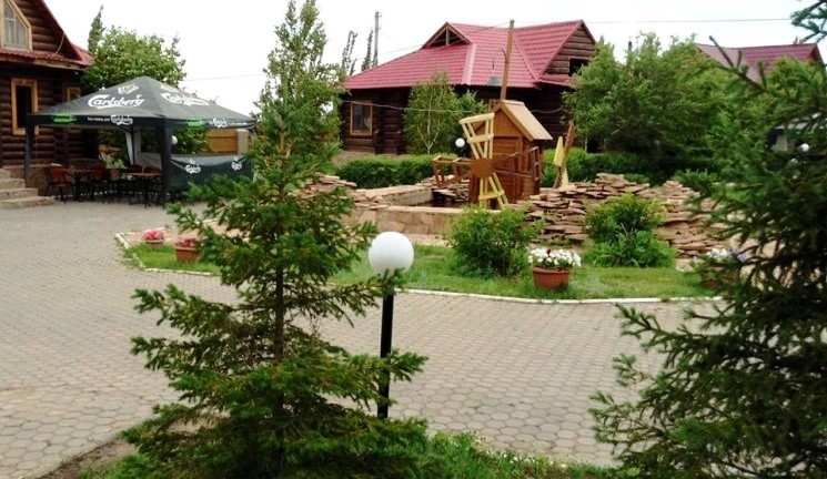 базы и зоны отдыха в Астане
