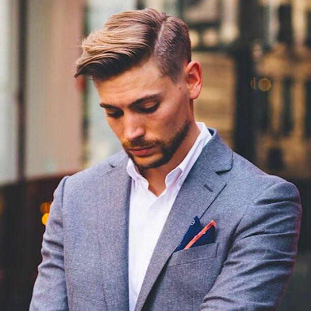 Причёски на средней длины волосы мужские
