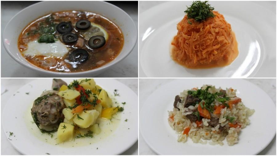 Питание в частном детском саду  в Алматы «Classic»