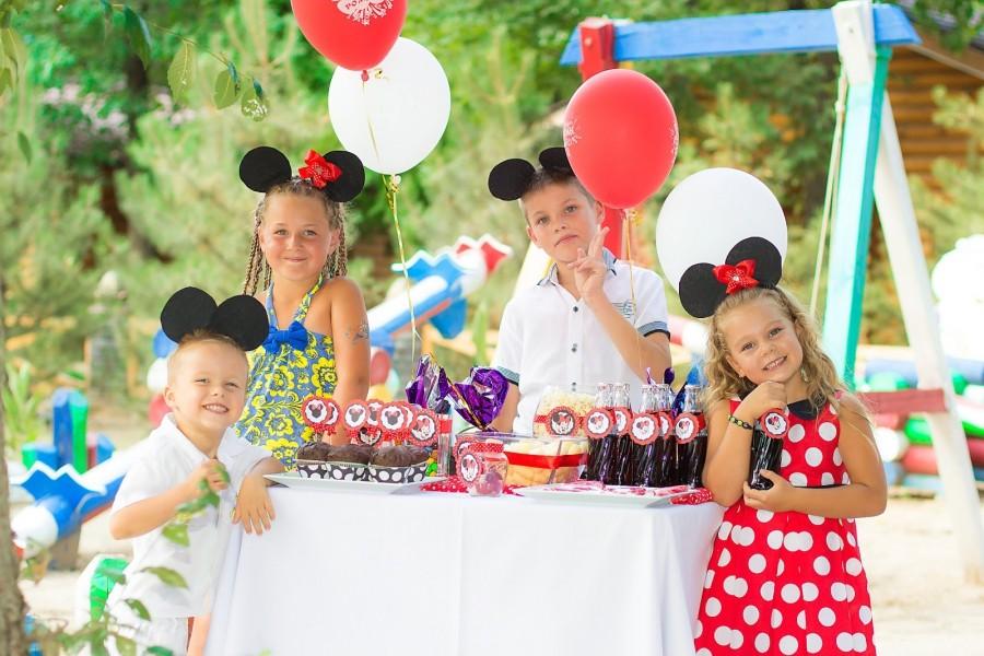 Сценарий детского дня рождения клад