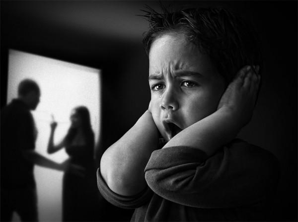 Исповедь ребёнка или домашнее насилие