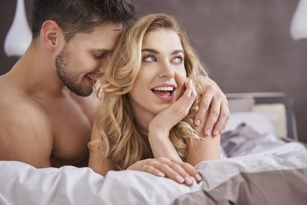 Секс лечит голову
