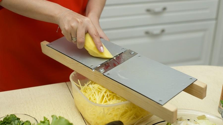 Как приготовить блюда из молодой картошки