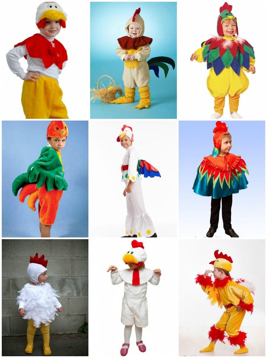 Детский карнавальный костюм Петушок в России стр 3