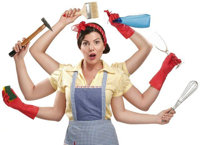 Картинки по запросу домохозяйка