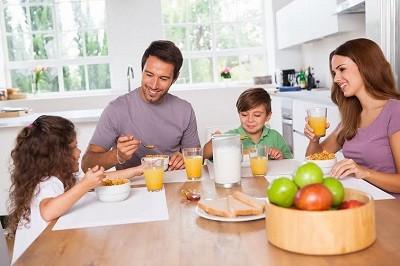 Профилактика гриппа и ОРВИ у детей №2: Полноценное сбалансированное питание.