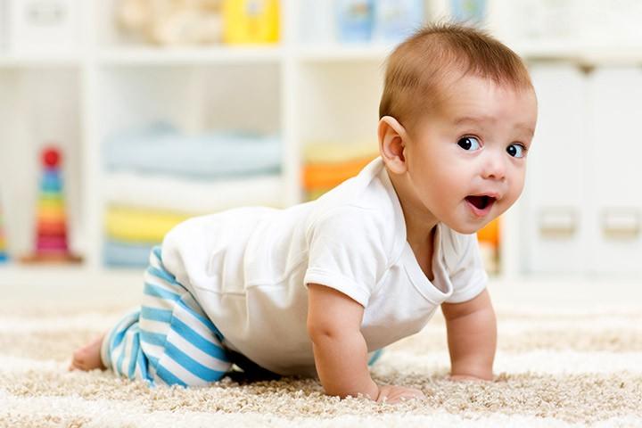 Во сколько месяцев ребенок