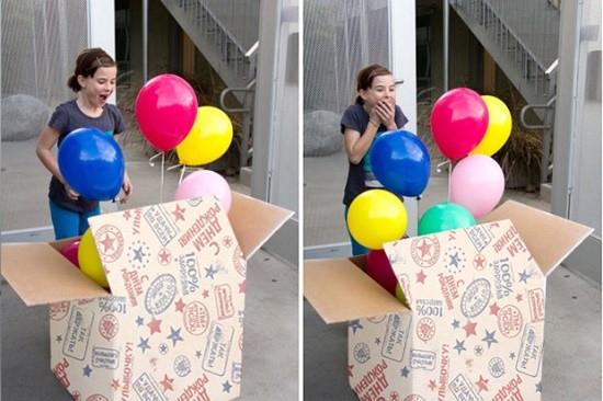 Что можно сделать ребенку на день рождения