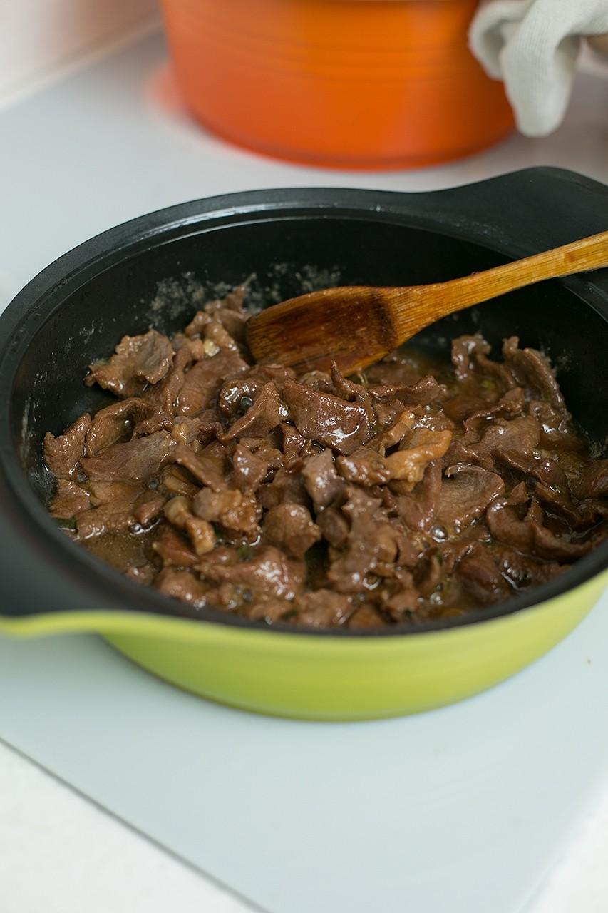 Как приготовить вкусный гуляш с мясом