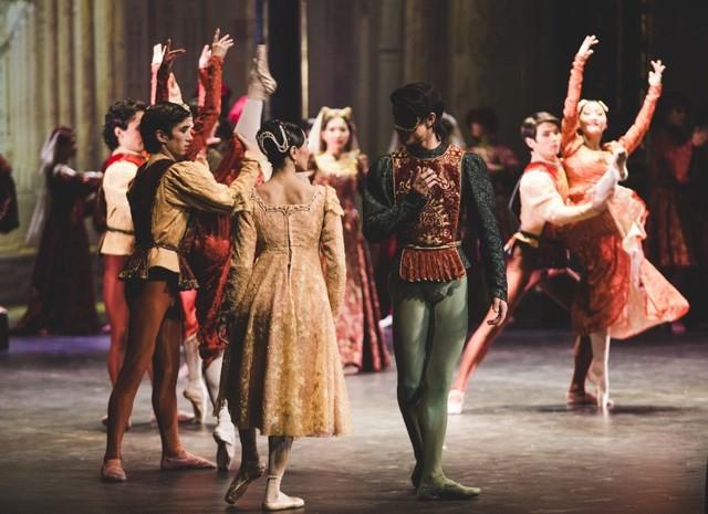 Балет 'Ромео и Джульетта'