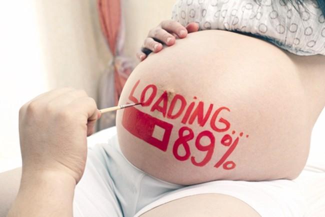 Что пожелать беременным перед родами 43