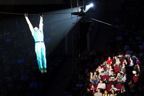Фестиваль циркового искусства «Эхо Азии»