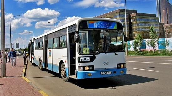 Секс в маршрутны автобусе