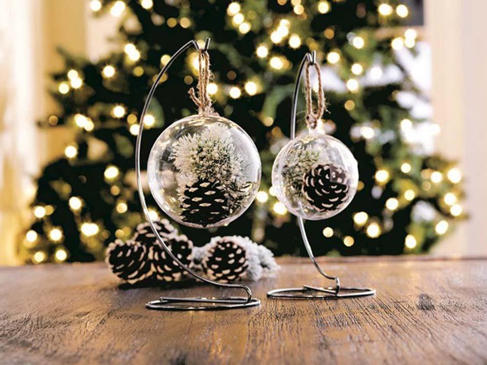 Новогодний декор своими руками идеи с фото фото 196