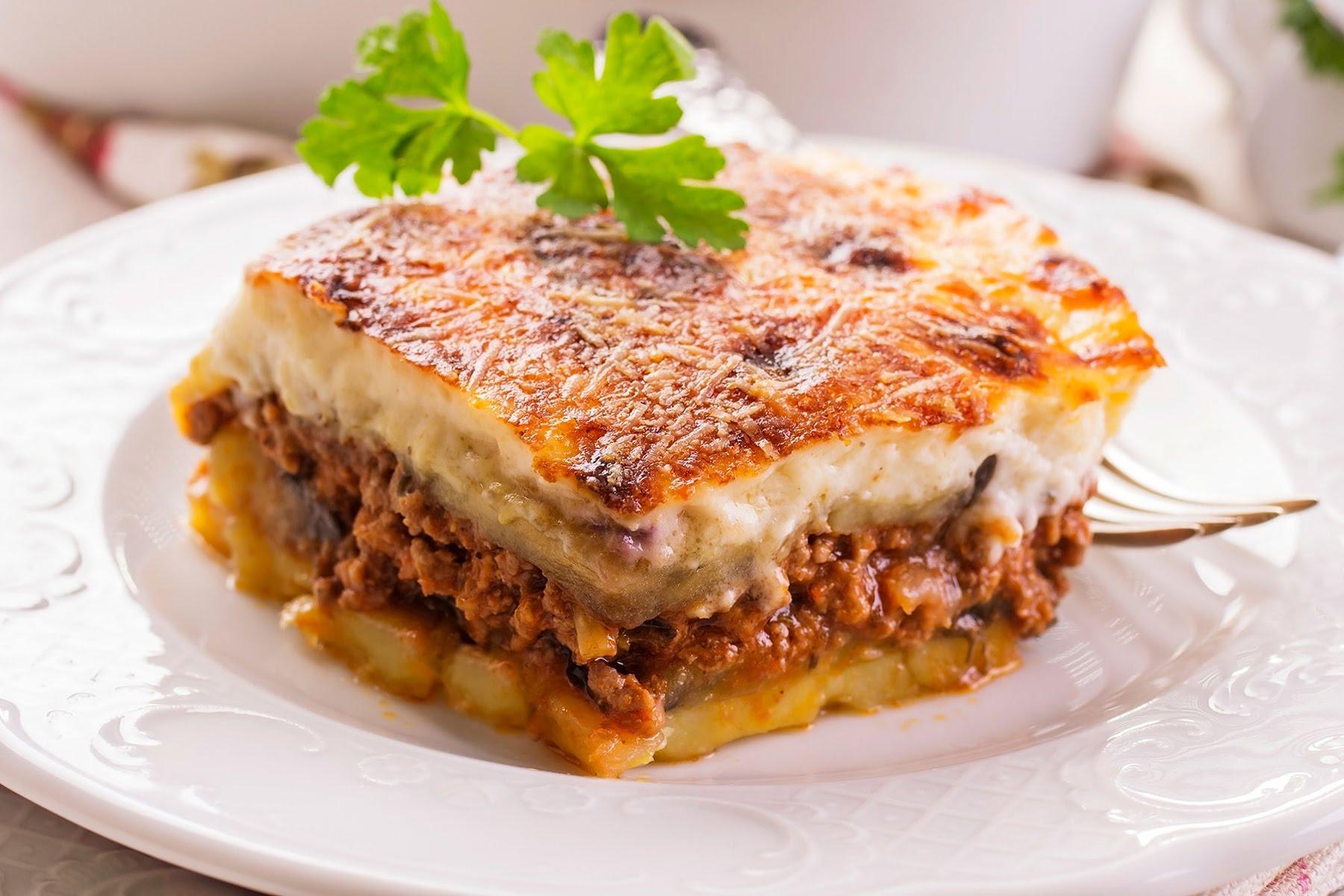 Мусака сербская рецепт пошагово