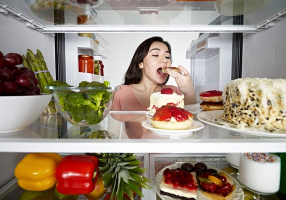 Чтобы съесть и не поправиться