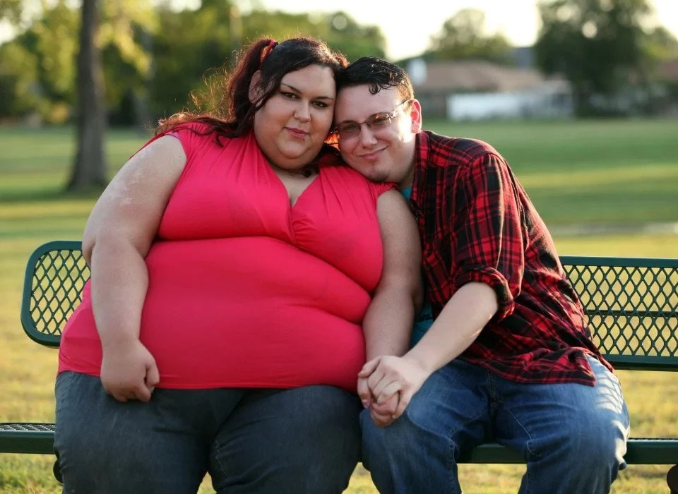 Женщина толстая тристо килограма сексом