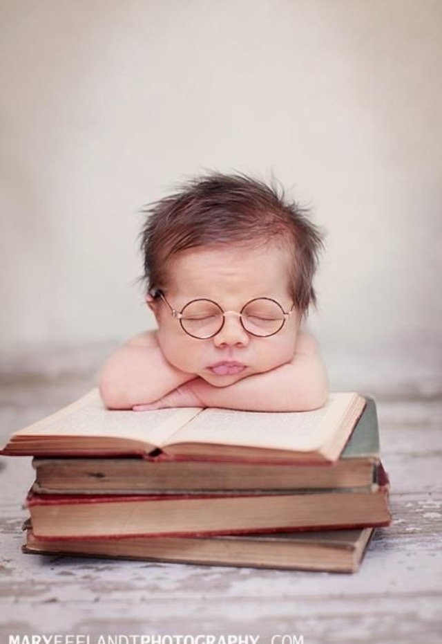 Идеи детей с книгами