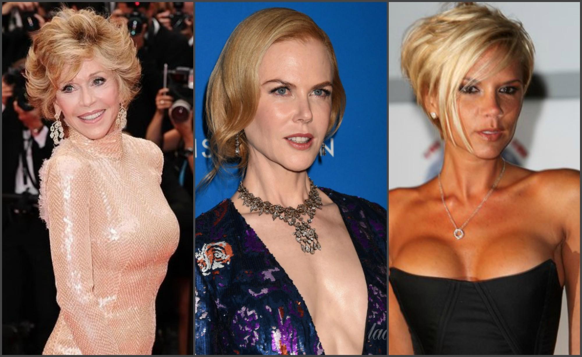Обмен женами звезды с вторым размером груди развлечения секс