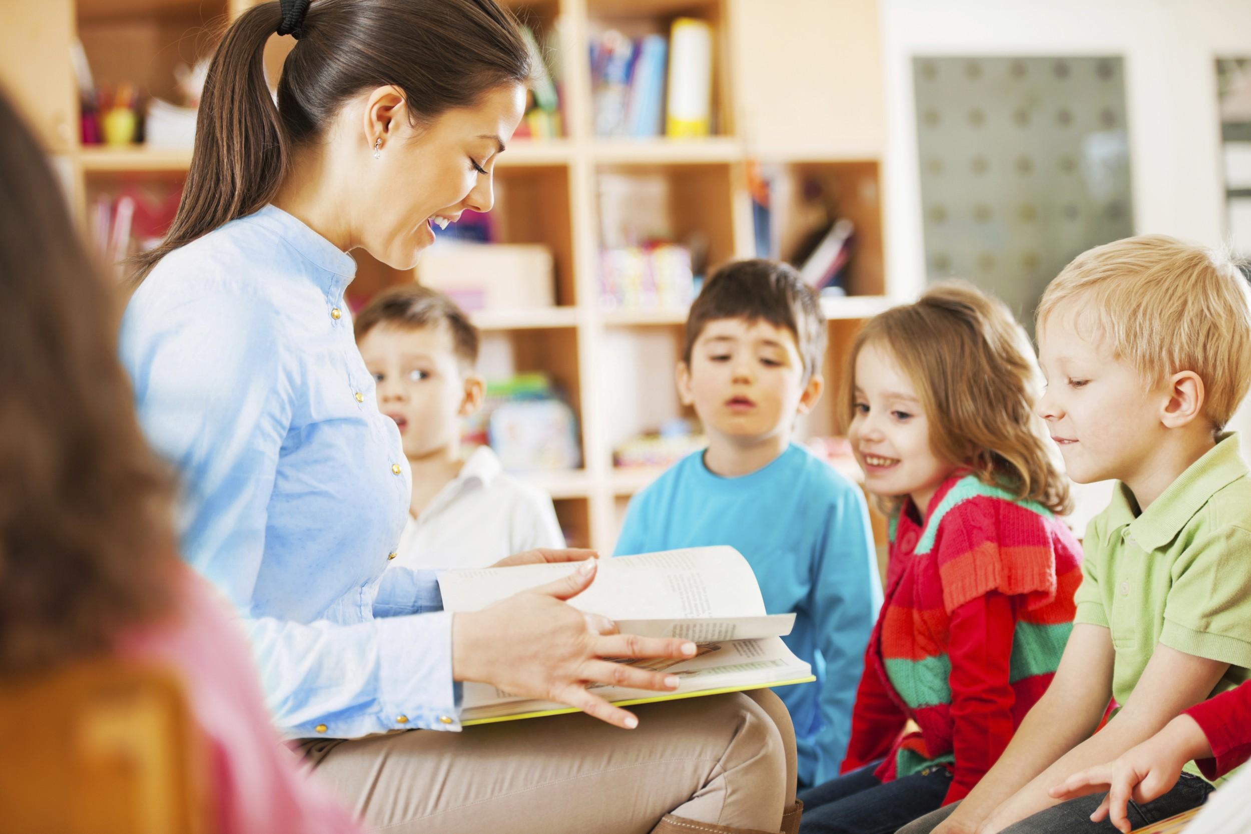 how education socialises children