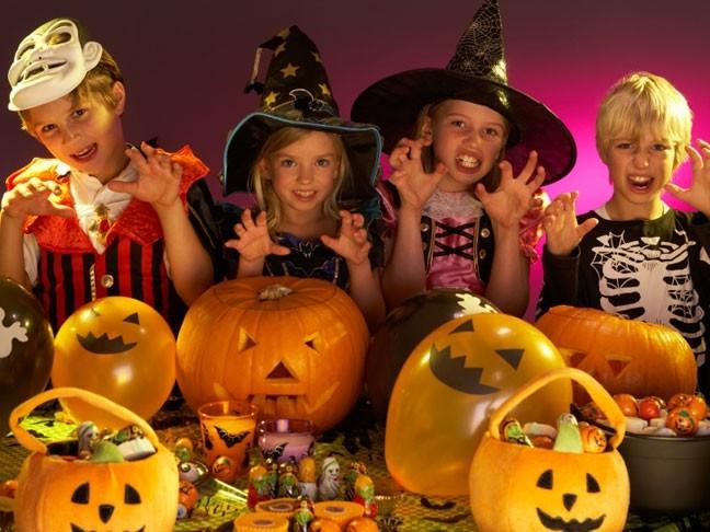 Гадания на Хэллоуин - supercookorg