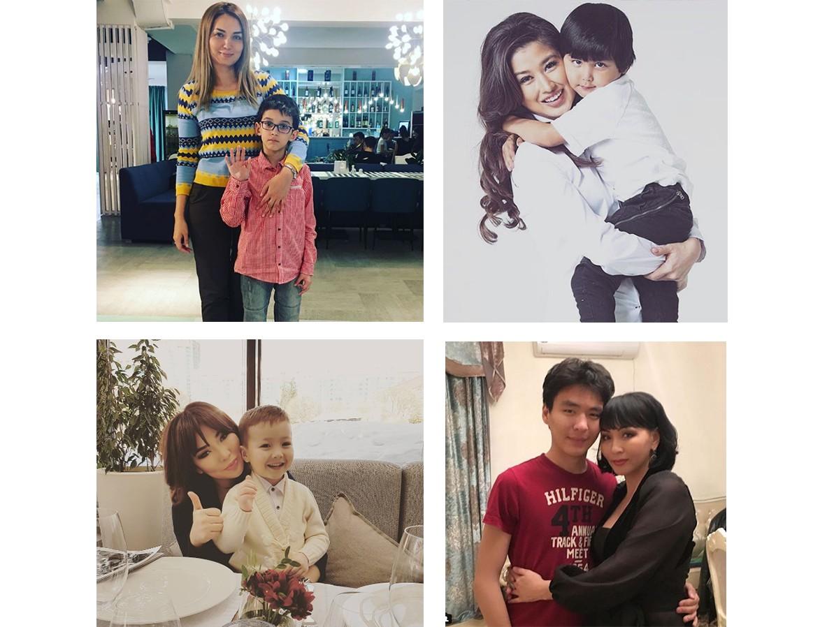 Секс сына и мамы в казахстане