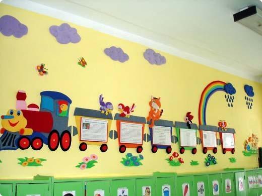 Домик для детского садика своими руками фото фото 193