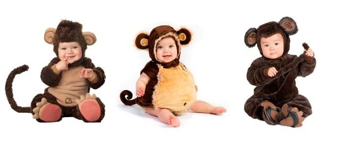 Костюм обезьяна своими руками для ребенка 68