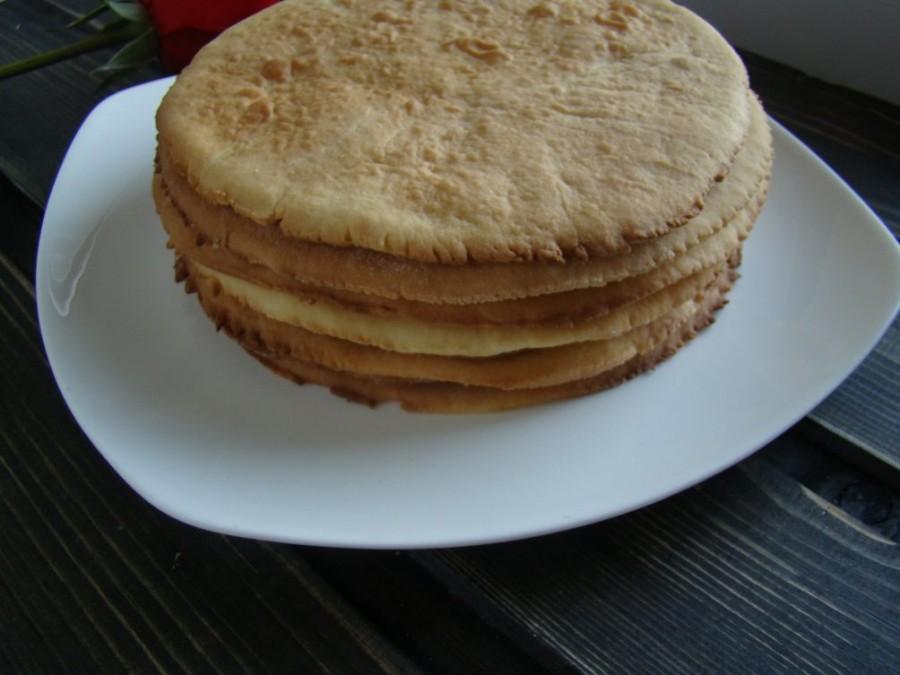 Рецепт коржей для медового торта в домашних условиях