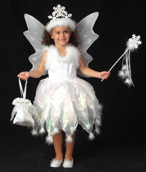 Новогодний костюм для девочек своими руками фото 552