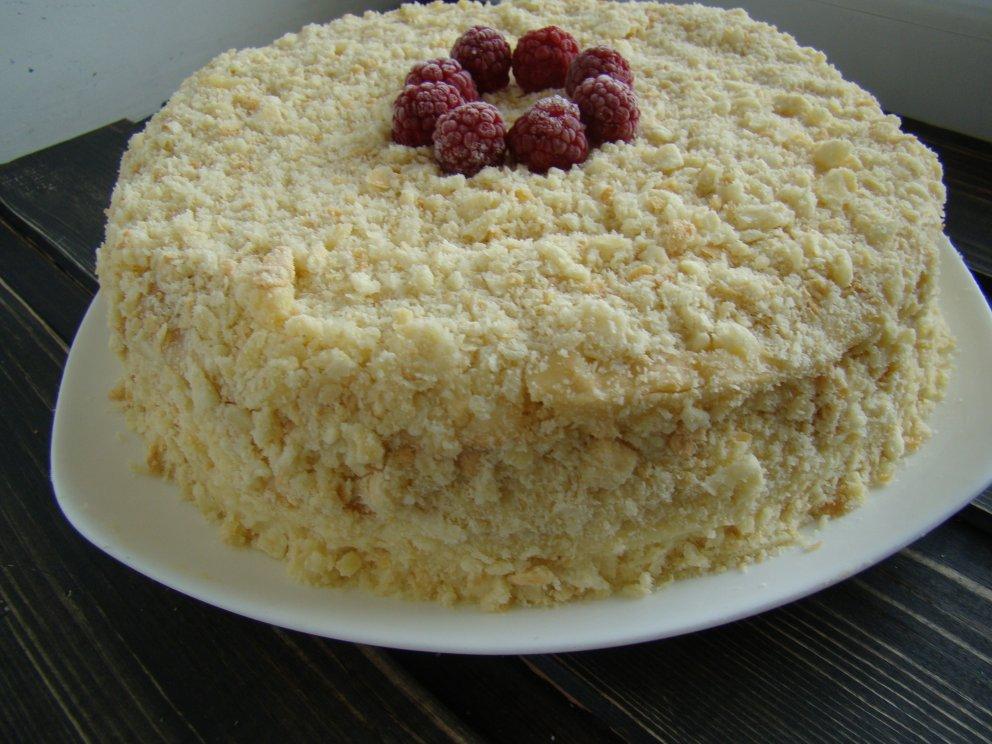 украшаем торт наполеон пошаговый рецепт с фото